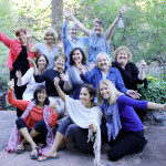 A fun group at one of our Women's Retreats.
