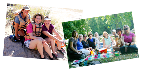 Join Our Women's Circle Today to receive our Newsletters and information about Women's Retreats.